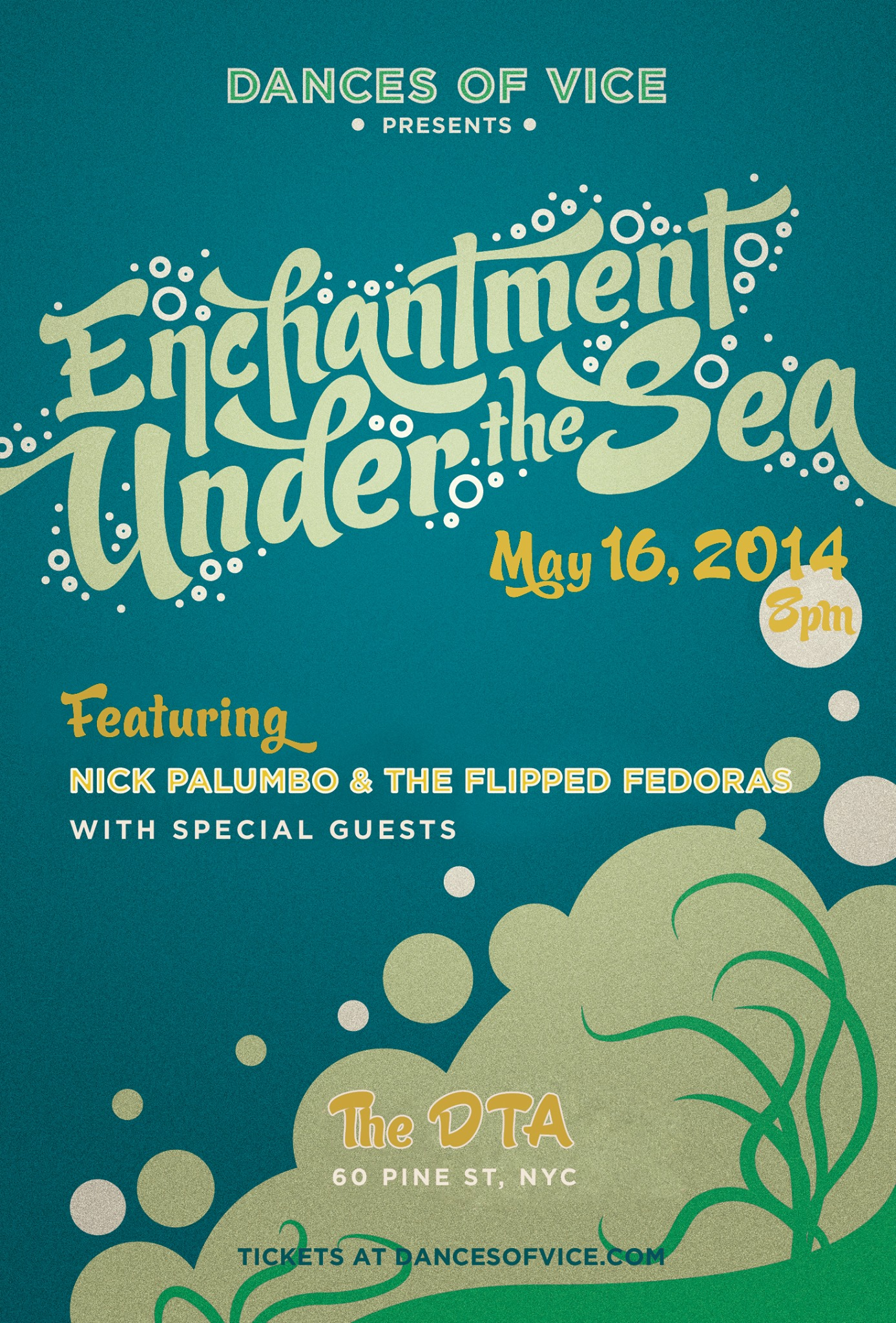 DOV Enchantment Under the Sea 2014