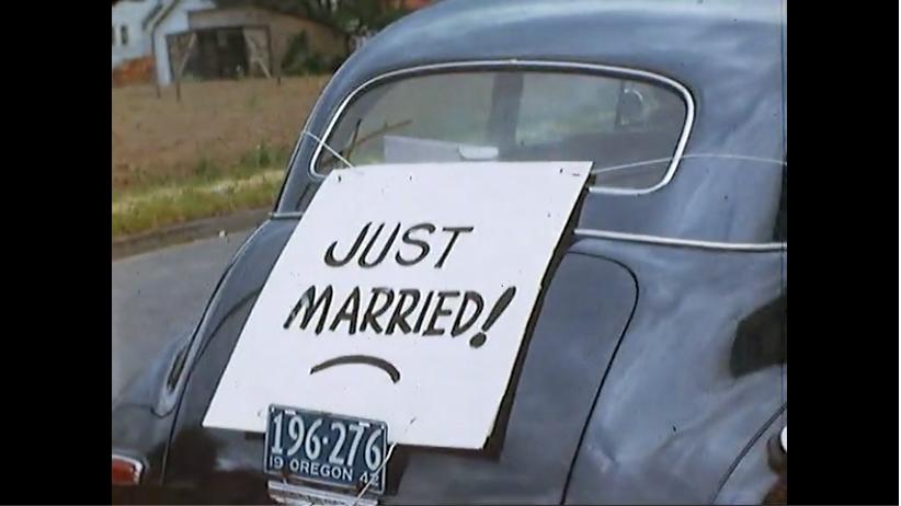 40s Wedding 3